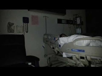 Orbs or Angels Caught on Tape in a Hospital / Orbs on Angeles Captados en Video dentro de un Hospital