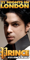 Prince: 21 dates in London. Visit official site for info