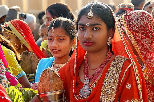 Offering.  Jaisalmer