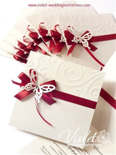 Best 25  Butterfly Wedding Invitations ideas on Pinterest