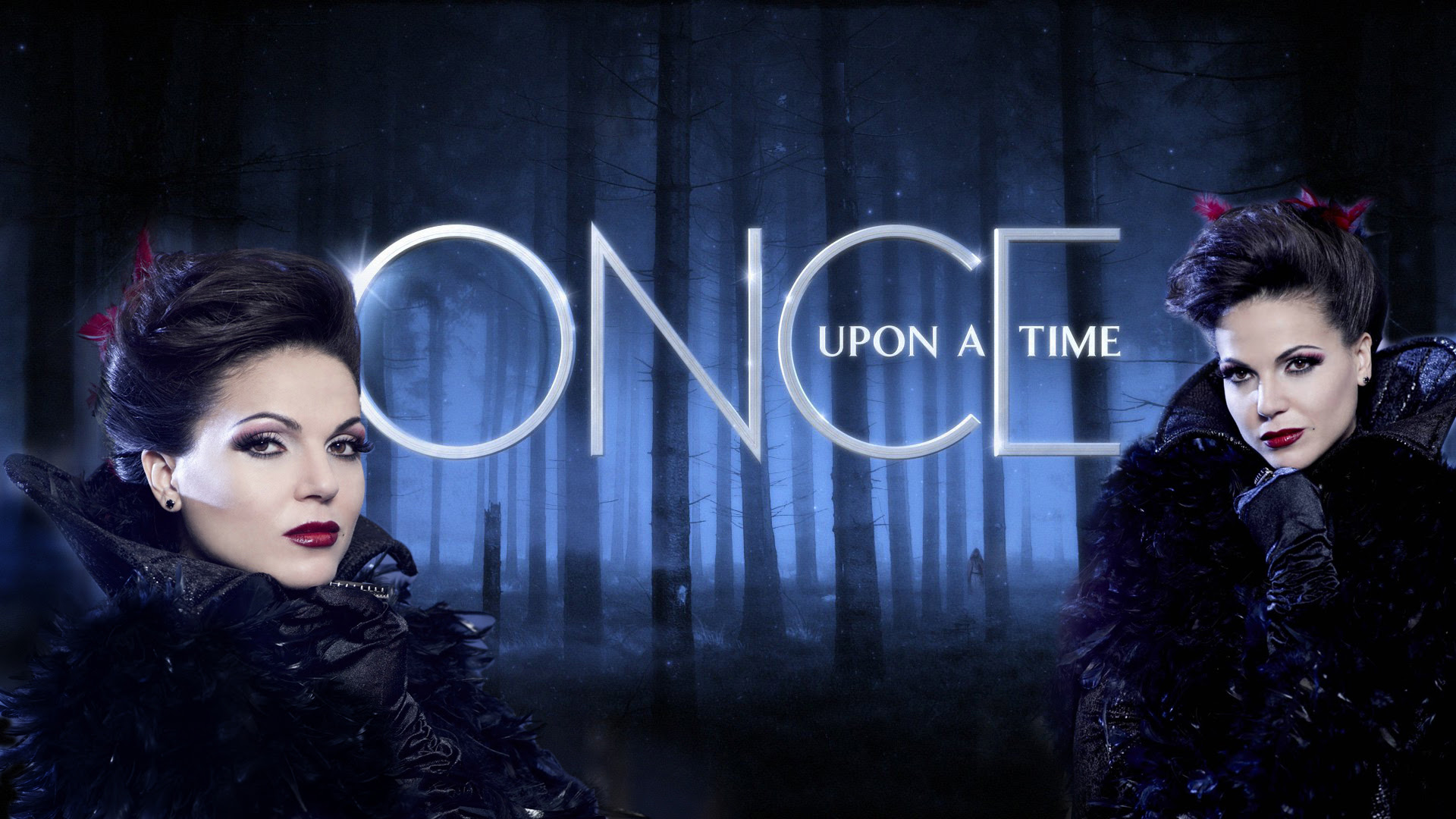 Evil Queen Once Upon A Time Once Upon A Time Wallpaper