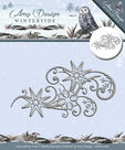 ADD10082 Snijmal Wintertide Ice Crystal Swirl Amy Design