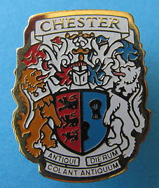 Small badge of Chester
