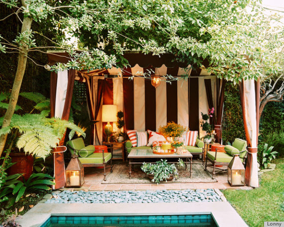 Summer Patio Ideas B