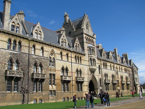 The Meadow Building at Christ Church College