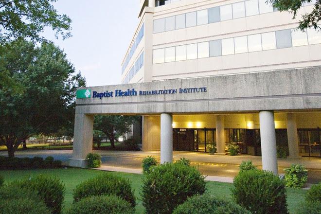 Large Hospital Finalist: Baptist Health Rehabilitation ...