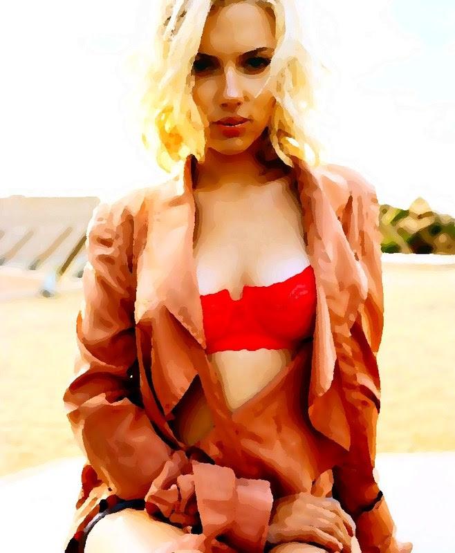 Scarlett Johansson Cold Scarlett