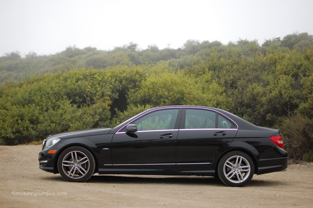 2012 Mercedes-Benz C250 Review - Motoring Rumpus