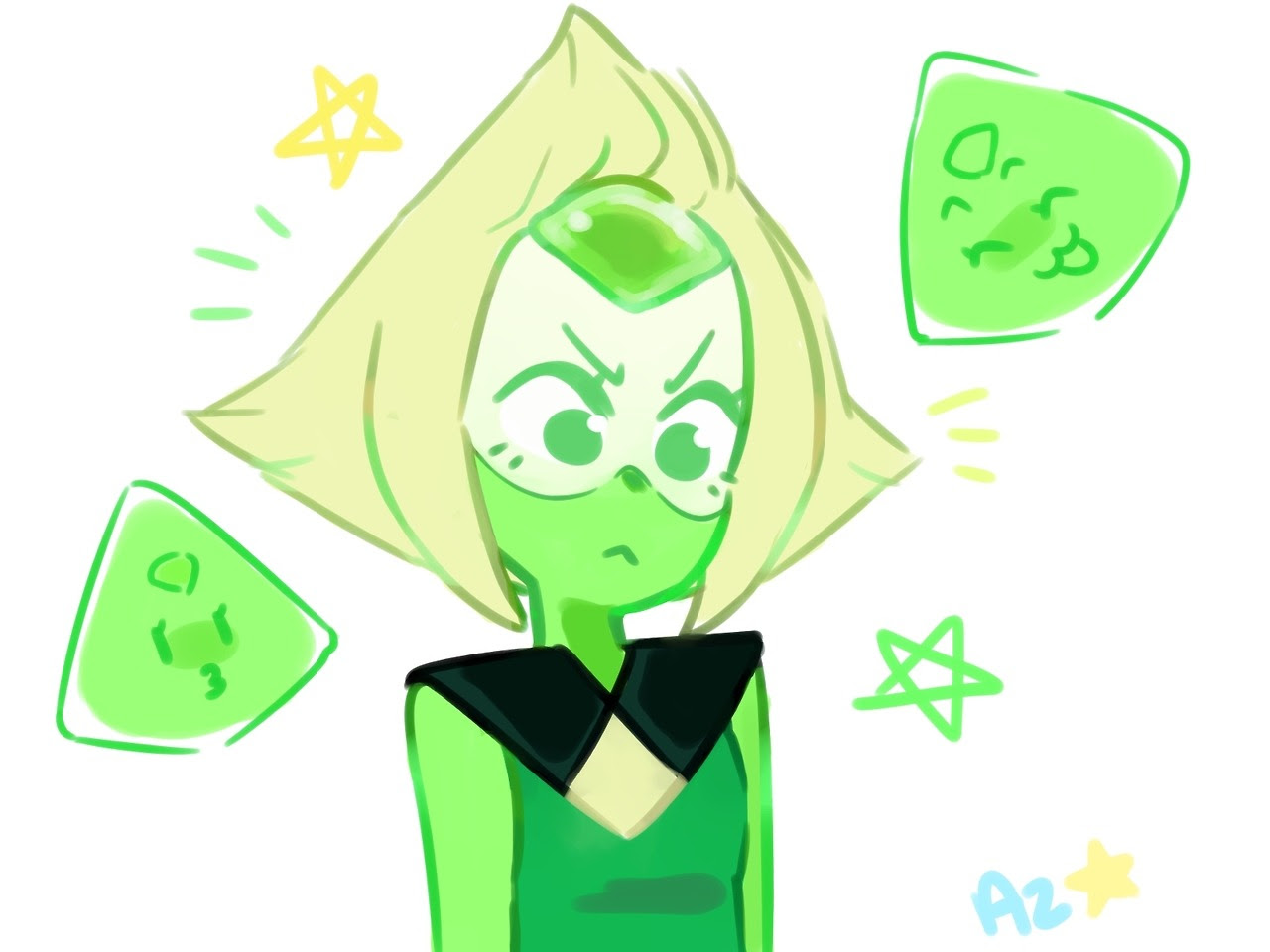 i just think shes neat
