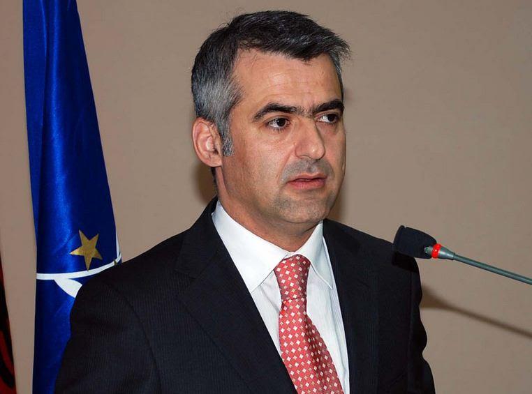 Αύριο: Συνάντηση Αντιπροέδρου της Κυβέρνησης και Υπουργού Εξωτερικών Ευ. Βενιζέλου με Αντιπρόεδρο του Αλβανικού Κοινοβουλίου και Πρόεδρο του ΚΕΑΔ Ευάγγελο Ντούλε