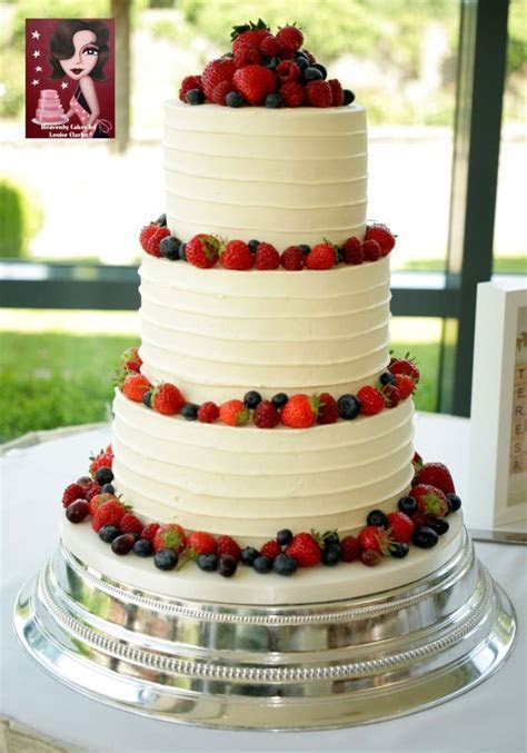 Wedding Cakes in Ireland by Louise Clarke, Irish Wedding