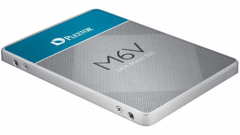 SSD Plextor M6V, económicas y con memorias NAND 15 nm