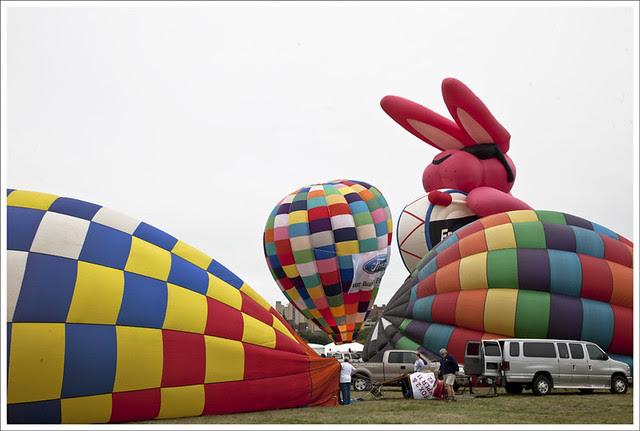 Balloon Liftoff 4