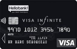 carte visa infinite gratuite Credit bank personnel: Visa infinite gratuite