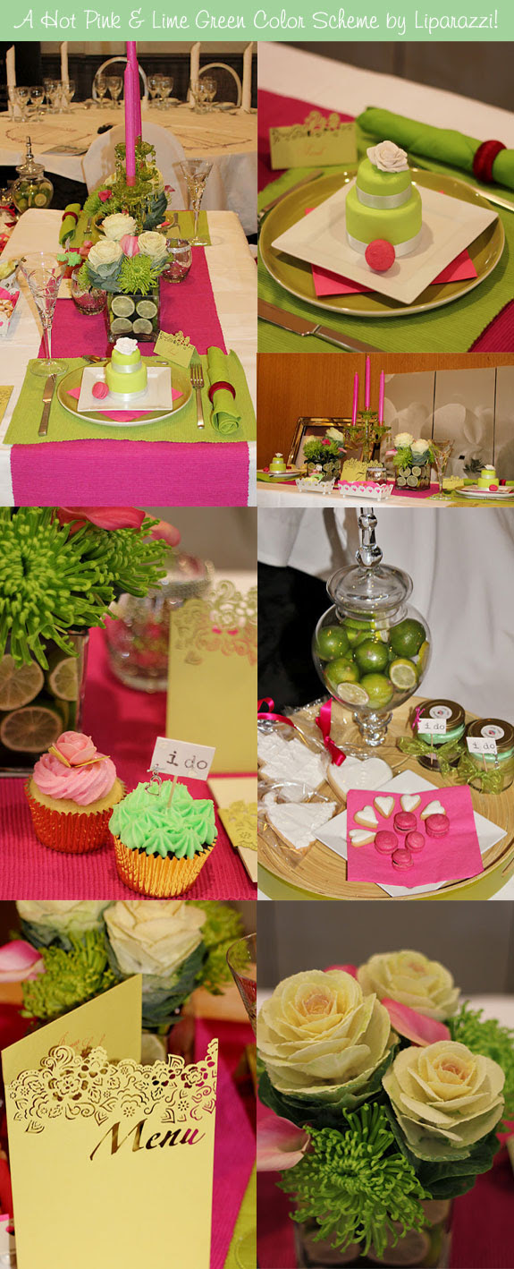 Brighten Up Your Spring Bridal Shower With Neons Unique Wedding