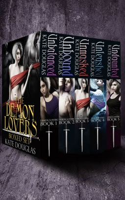 Demon Lovers Boxed Set (Demon Lovers, #1-5)
