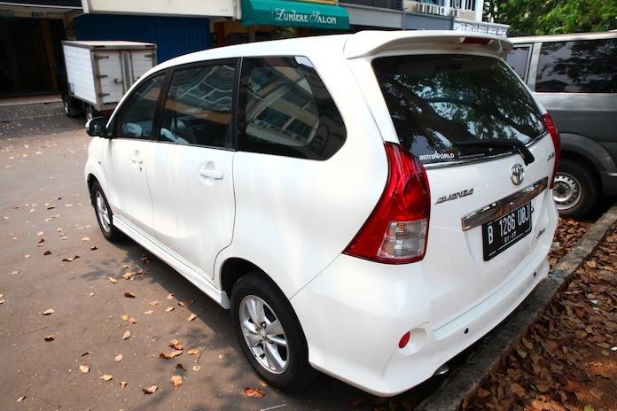 58 Modifikasi Mobil Avanza Veloz Putih Gratis Terbaru