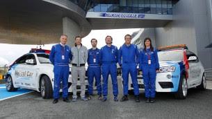 Medical Intervention Vehicles set latest MotoGP™ safety standard