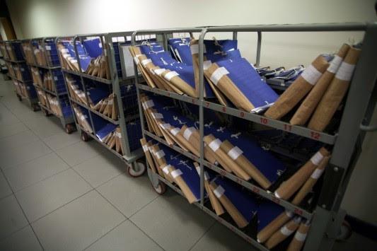 Στη δημοσιότητα 2.500 φάκελοι πολιτικών φρονημάτων - Άρση απορρήτου με Κοινή Υπουργική Απόφαση