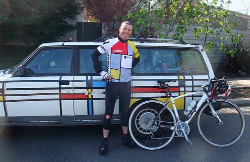 Curtis w art car Bike Forums Slow Poke ride_0599