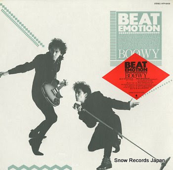 BOOWY beat emotion