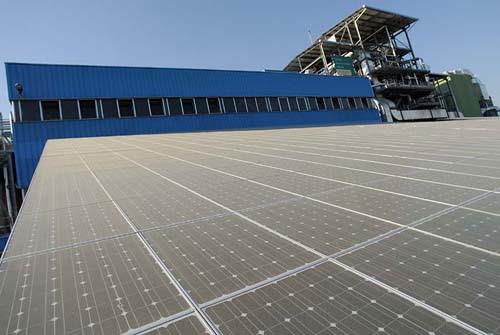 Impianto ibrido Fotovoltaico