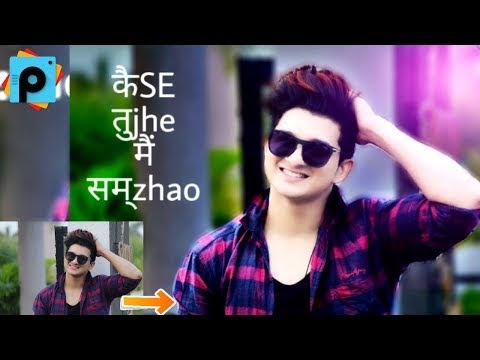 Best Lover boy PicsArt editing for boys only