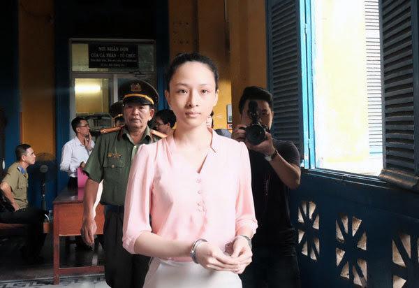 Trương Hồ Phương Nga, Hồ Phương Nga, Cao Toàn Mỹ, hợp đồng tình ái,Nguyễn Mai Phương