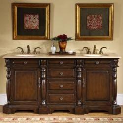 More than 70 Inches Bathroom Vanities   Overstock.com: Buy