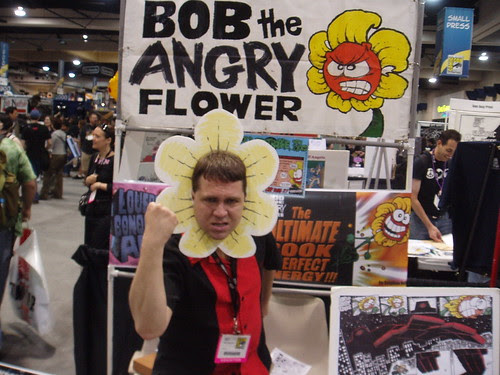Stephen the Angry Flower