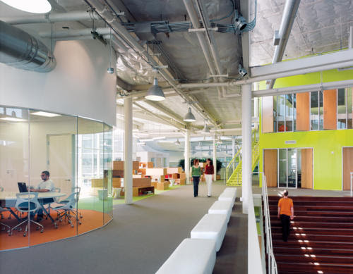 11E3 Creative and Inspiring Workplaces