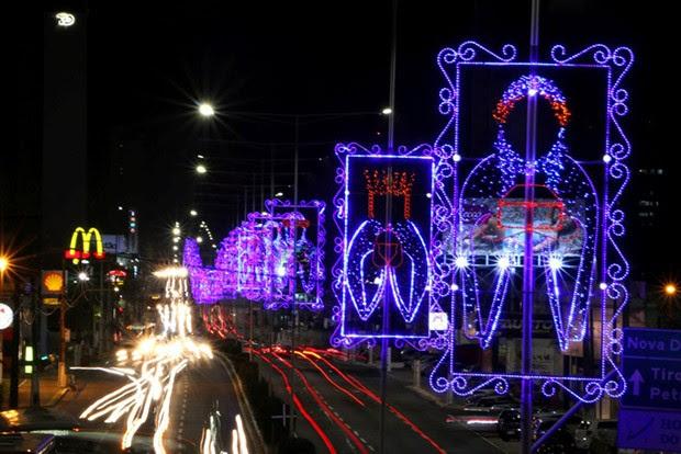 Resultado de imagem para decoracao natalina em natal rn