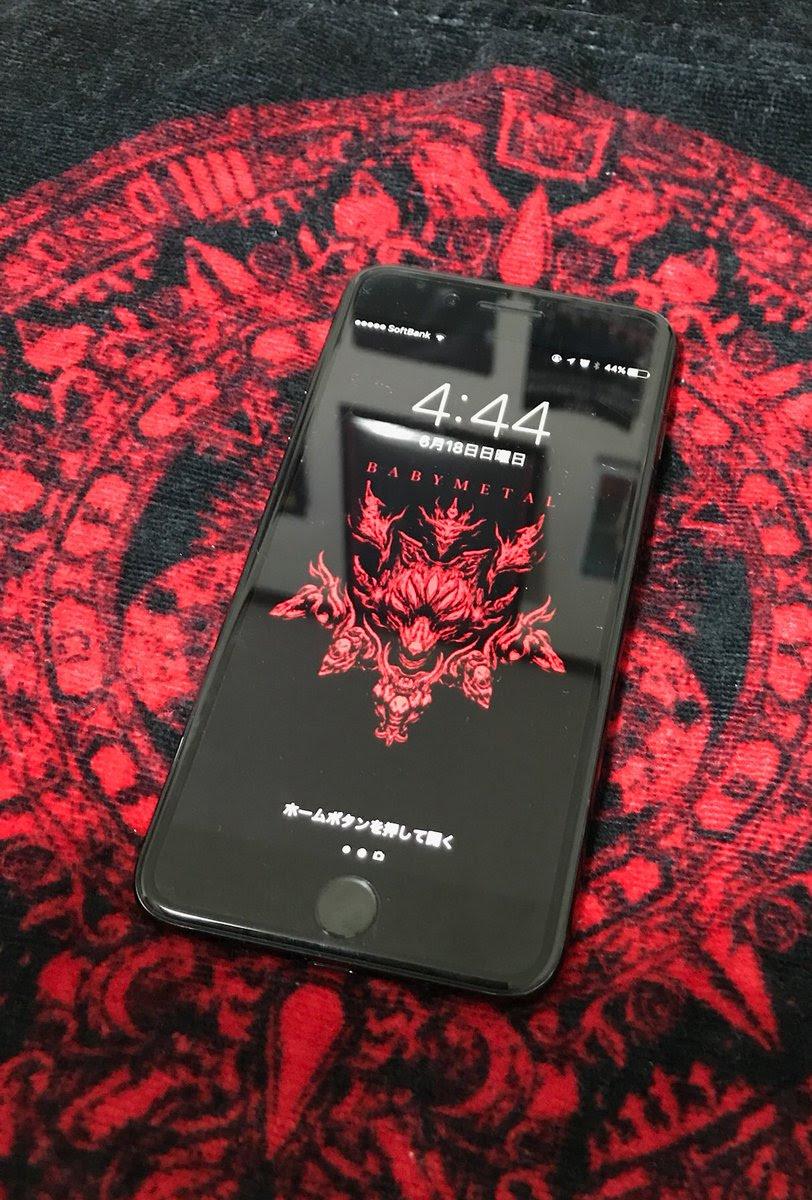 Babymetal ツイート集 Iphoneケース ベビメタトランプ