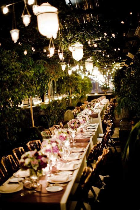 1000  images about Indoor Garden Wedding Inspiration on