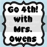 Go Fourth With Mrs. Owens