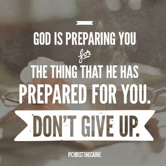 Quotes About God Preparing You 24 Quotes