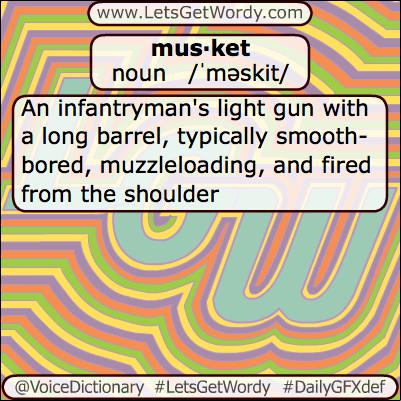 Musket 07/14/2013 GFX Definition