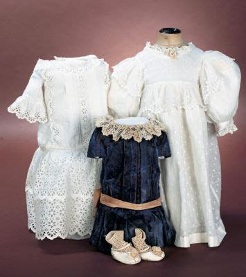 antique doll dresses  dress shop