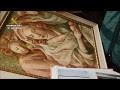 VÍDEO/Recuperan en Toledo un cuadro robabo de Miguel Vicens