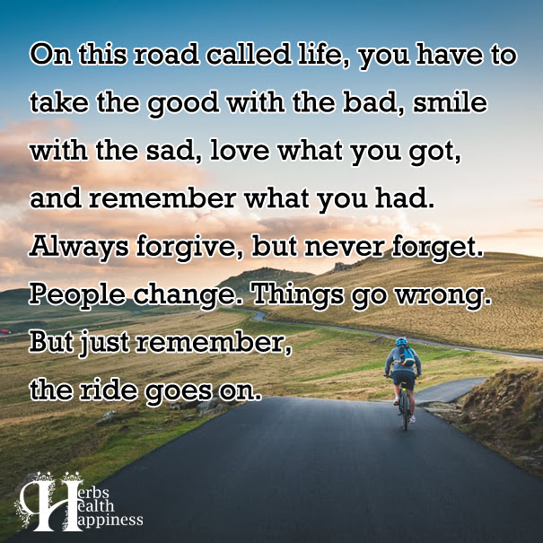 50+ Life Quotes Road