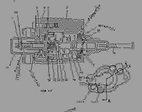 3406b Cat Injection Pump Diagram