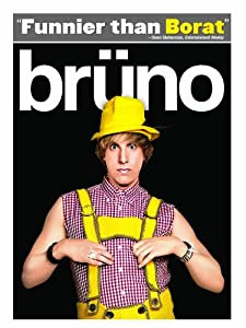 "Cover of ""Brüno [Blu-ray]"""