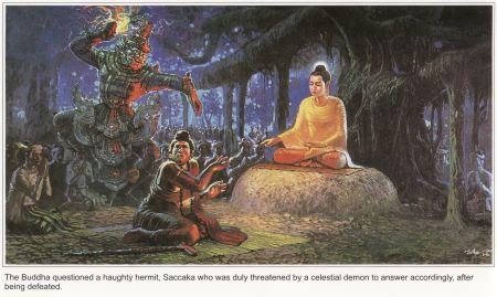 Life of Buddha (42)