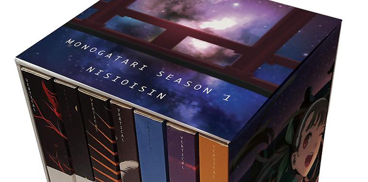 Monogatari Series Book Order