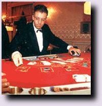 Poker Dealer Job