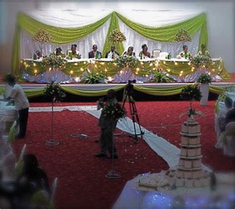Uganda Weddings Moments: Latest Wedding Decorations Designs