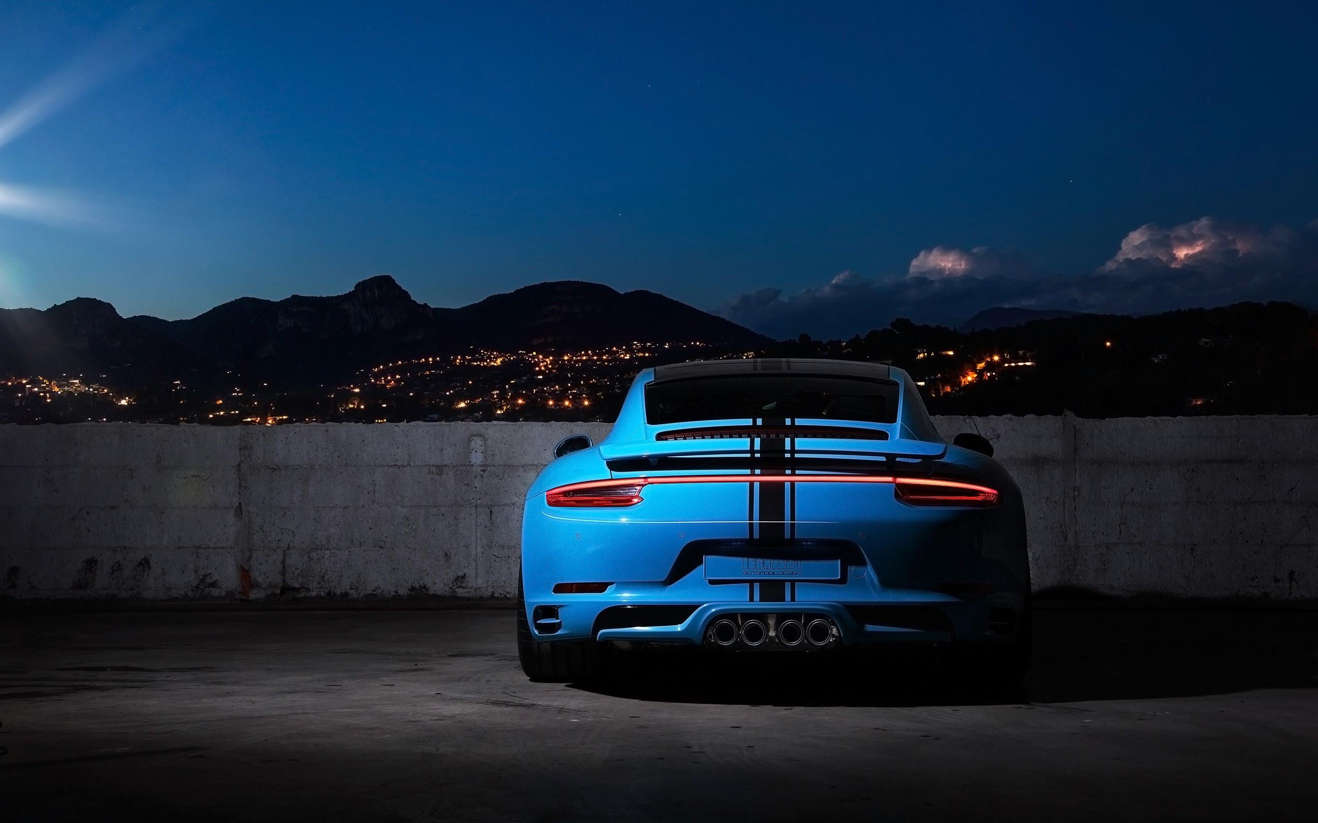 2016 TechArt Porsche 911 Coupe 2 Wallpaper | HD Car ...