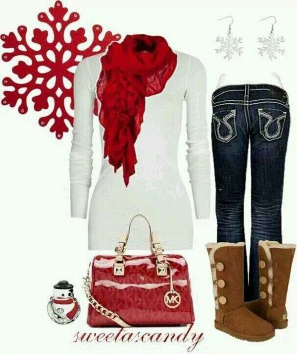 38 cute christmas outfits for girls – christmas photos