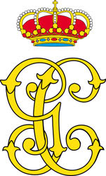 Logo letras Guardia Civil