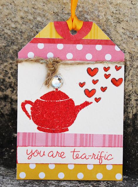 Tag- You are tea-rific